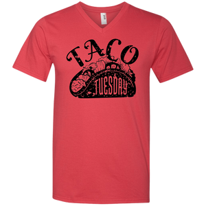 Taco Tuesday Men's V-Neck