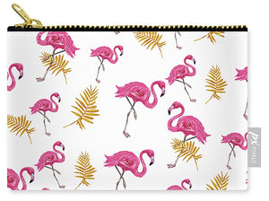 Flamingos - Carry-All Pouch