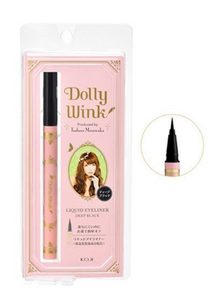 Dolly Wink Liquid Eyeliner Pen - Deep Black