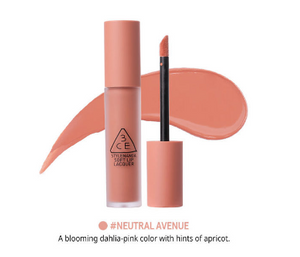 3CE Soft Lip Lacquer - Neutral Avenue