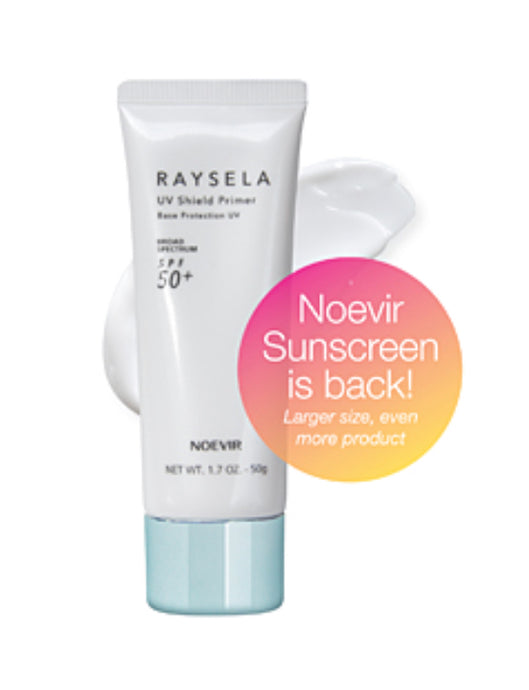 RAYSELA SUNBLOCK SPF 50+ UV SHIELD PRIMER