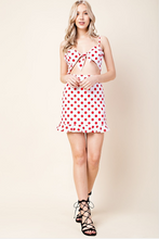 HONEY PUNCH - Polka Dot Dress