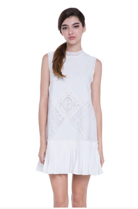 English Factory Lace Dress
