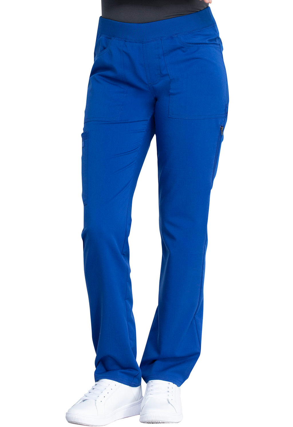 Dickies Balance Mid Rise Tapered Leg Pull-on Pant