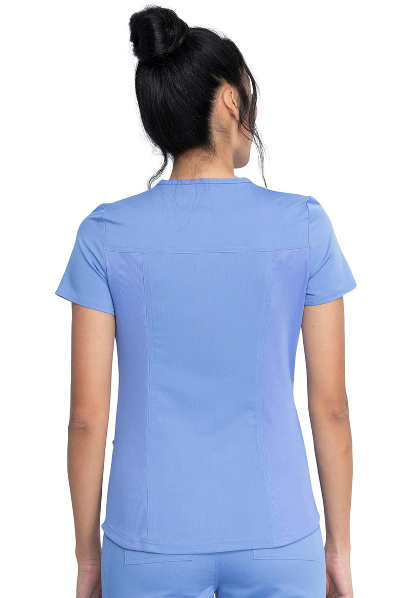 DICKIES Balance V Neck Top
