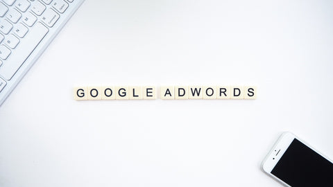 Google Adwords to promote ads