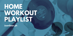 My top hits while working out at home