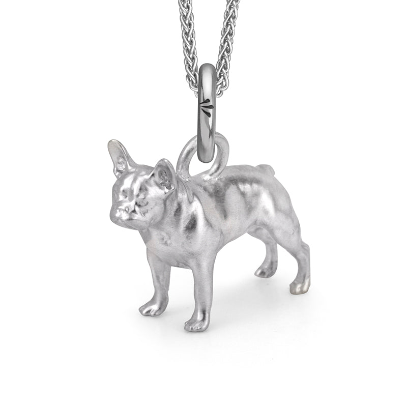 Rockie the Frenchie (Silver)