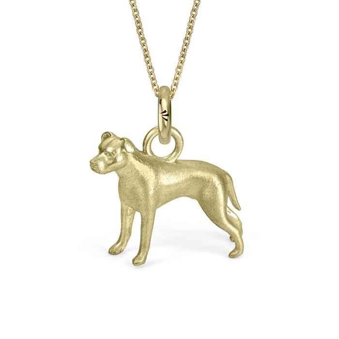 Nala the Pitbull (Yellow Gold)