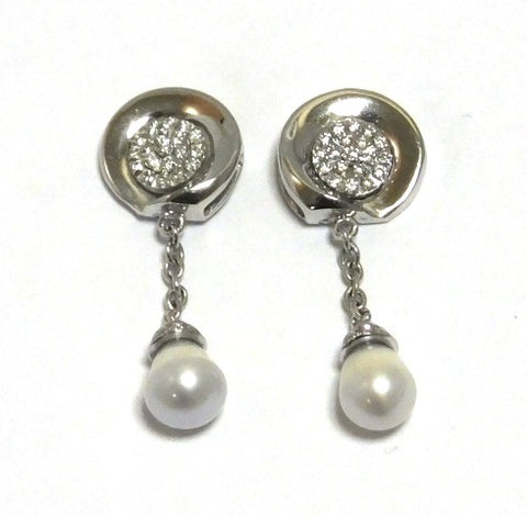 Scottish Freshwater Pearl Earrings