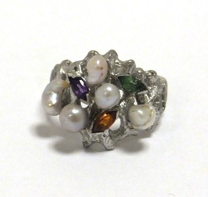 Scottish Freshwater Pearl Rings