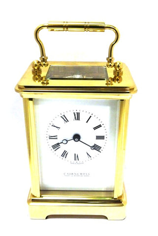 8 Day Orbis Carriage Clock