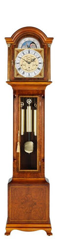 Kensington Walnut Grandfather Clock