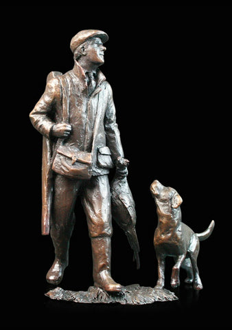 Richard Cooper Bronze - 'End of the Day'