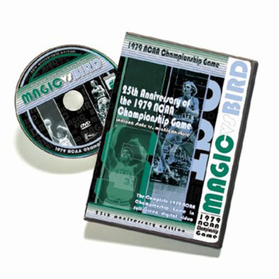1979 NCAA Championship Game: Magic vs. Bird DVD