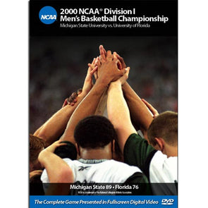 2000 NCAA Division I Men's Basketball Championship: Michigan State vs. Florida DVD