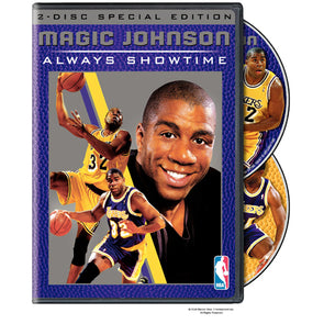 NBA Magic Johnson Always Showtime: Special Edition DVD