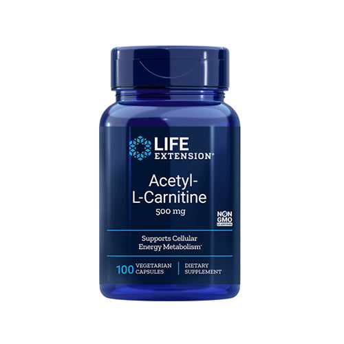 ACETIL L-CARNITINA 500 MG (100 VEGGIE CAPS)