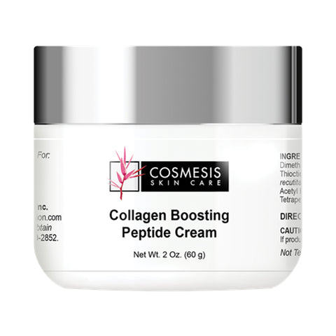 COLLAGEN BOOSTING PEPTIDE CREAM (2 OZ / 80 GR)