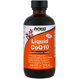 CoQ10 Liquid 4oz (118ml)