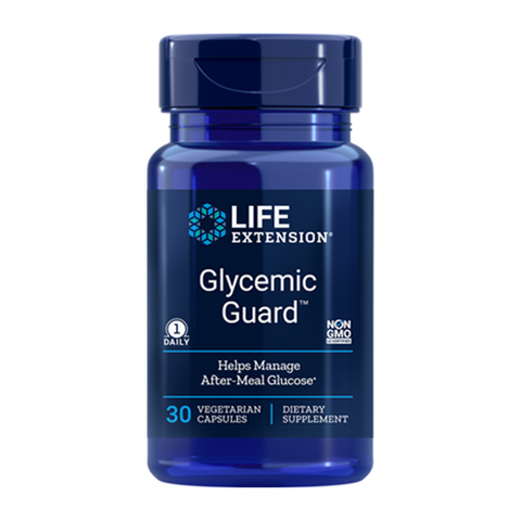 GLYCEMIC GUARD (30 CAPSULAS VEGETARIANAS)