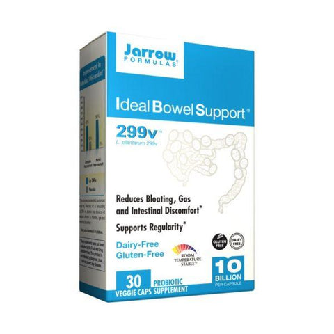 PROBIOTICOS  IDEA BOWEL SUPPORT 10 BILLION PROBIOTICS PER CAPSULE (30 VEG CAPS)