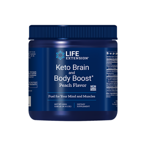 Keto Brain and Body Boost
