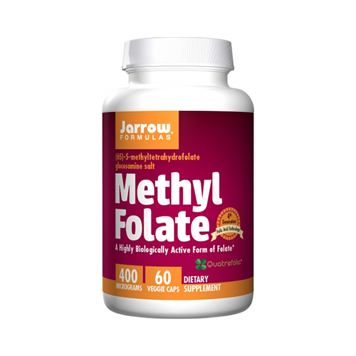 Methyl Folate (400mcg 60 caps)