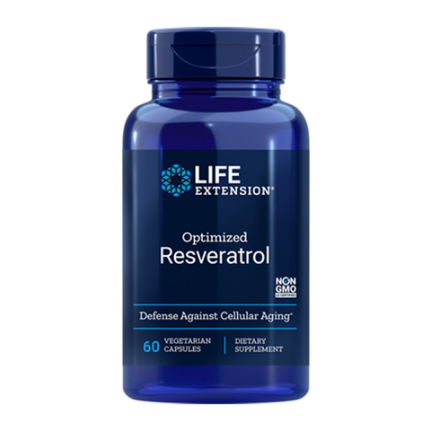 OPTIMIZED RESVERATROL (60 caps)