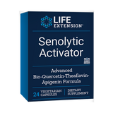 SENOLYTIC ACTIVATOR Advanced Bio-Quercetin Theaflavin  24 Veggie Caps