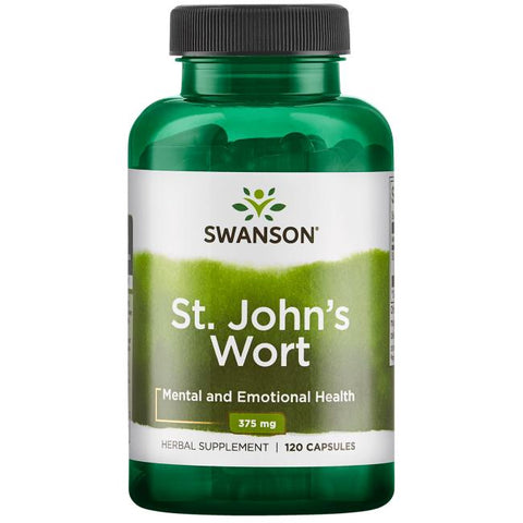 FULL SPECTRUM ST JOHN'S WORT CAPS 375 MG (120 CAPS)