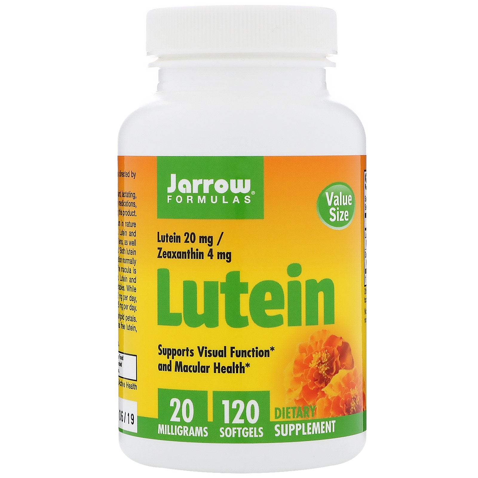 LUTEIN (120 softgels)
