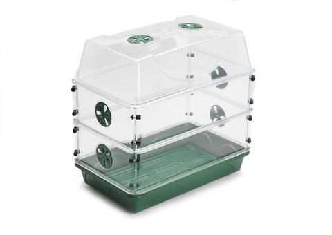 Medium Propagator with Two Height Extender Sets