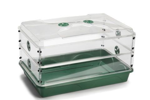 Large Propagator with Two Height Extender Sets