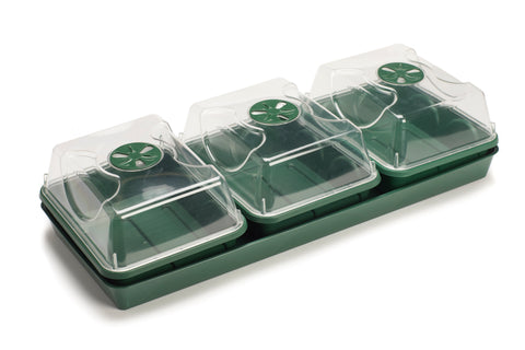 3-Bay Windowsill Propagator