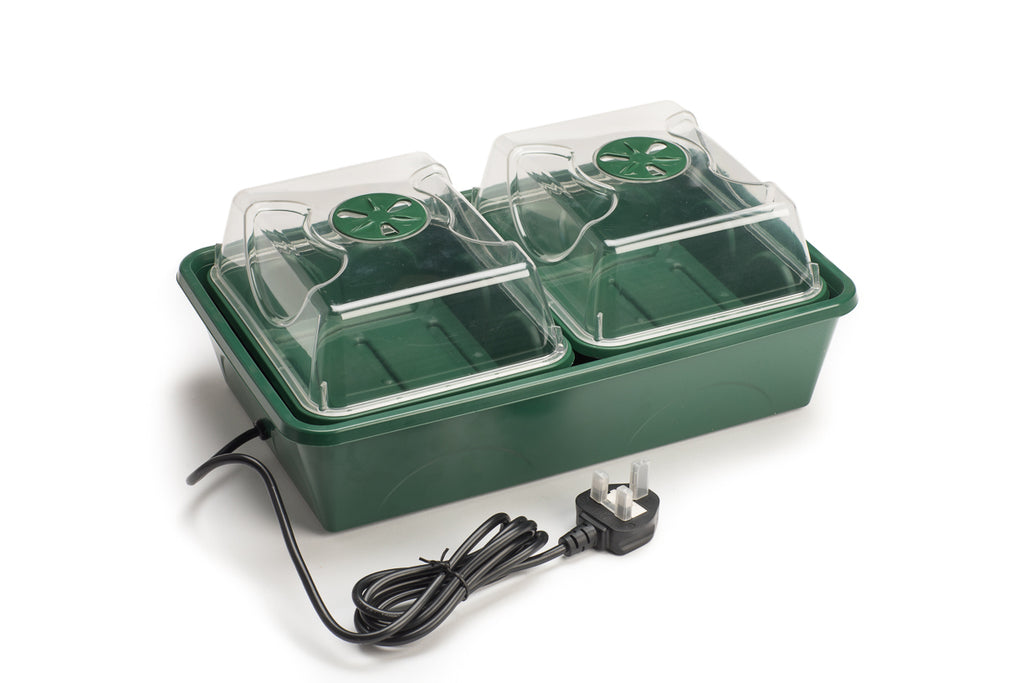 Heated 2-Bay Propagator