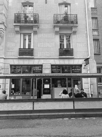 coutume cafe, paris, coffee shop, coffee lover