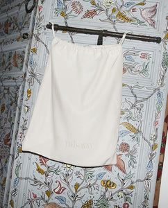 Silk Laundry Bag