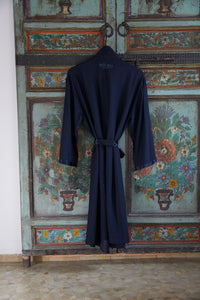 Silk Robe Men
