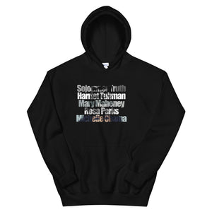 Mary Mahoney ICONS Hooded Sweatshirt