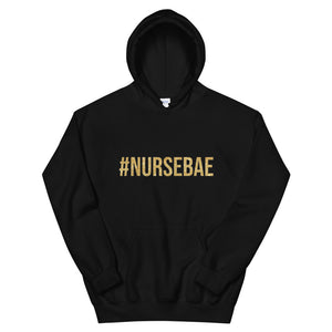 #NURSEBAE Hooded Sweatshirt