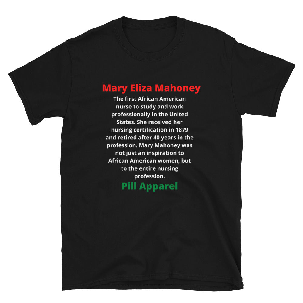 Who Is Mary Mahoney Short-Sleeve Unisex T-Shirt