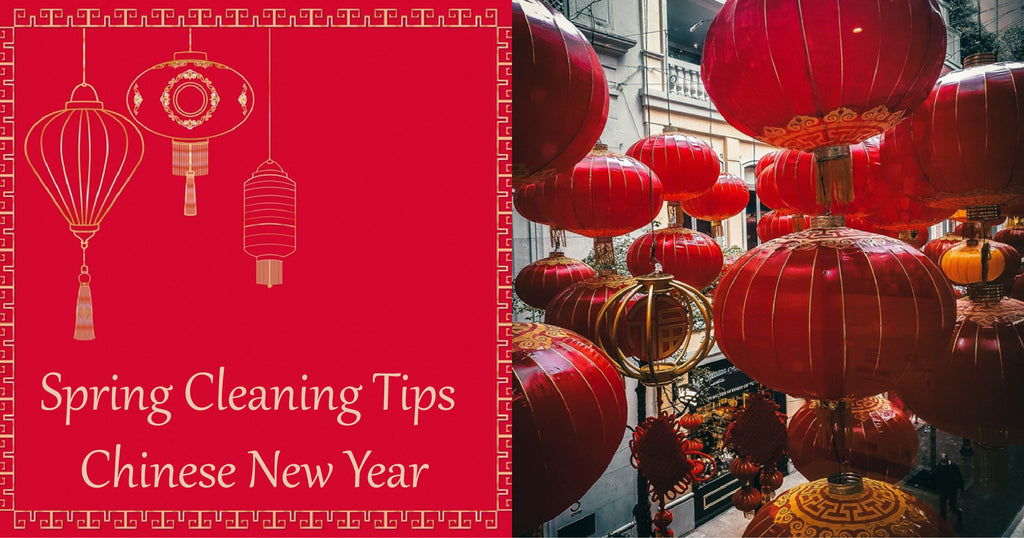 Chinese New Year Spring Cleaning useful tips to save your time and effort!❤️