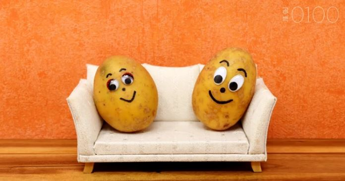 Don't be a 'couch potato' anymore! There are 3 major crises in your living space and it's not too late to resolve now!