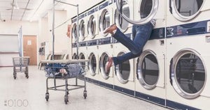 [Huh...What?! 'The washing machine we use everyday is 250x dirtier than the toilet!' 5 wrong habits that make things worse!]