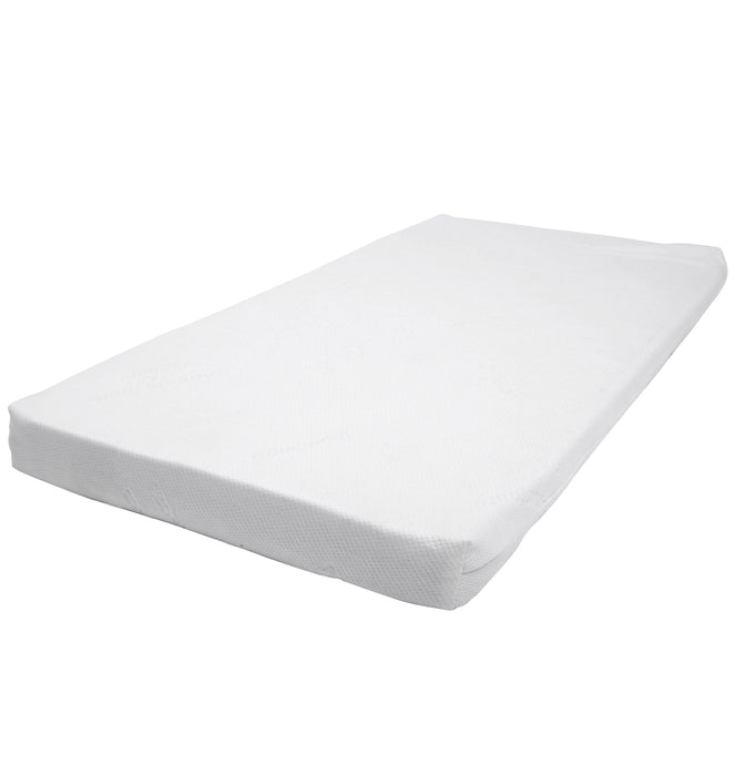Anti Dust-Mite High Density Foam Mattress With Holes And Bamboo Cover - Bonbijou