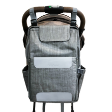 Bonbijou Diaper Bag Backpack (The Contemporary Pack)