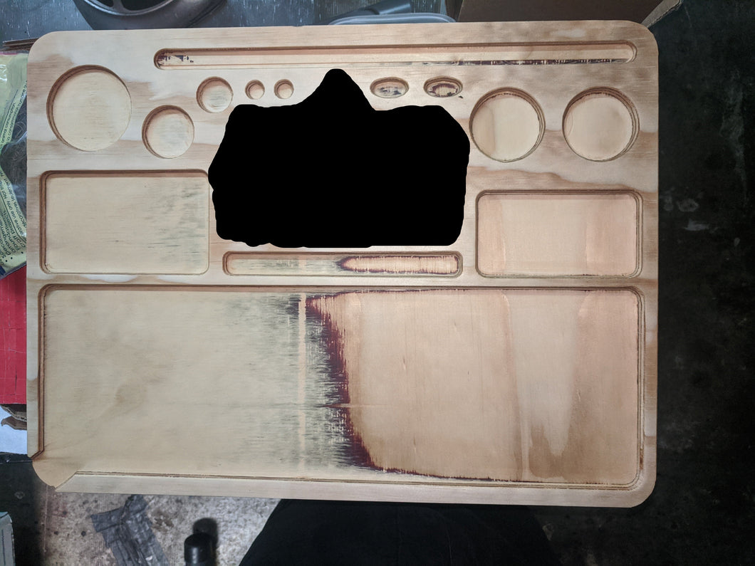 Custom Designed Trays
