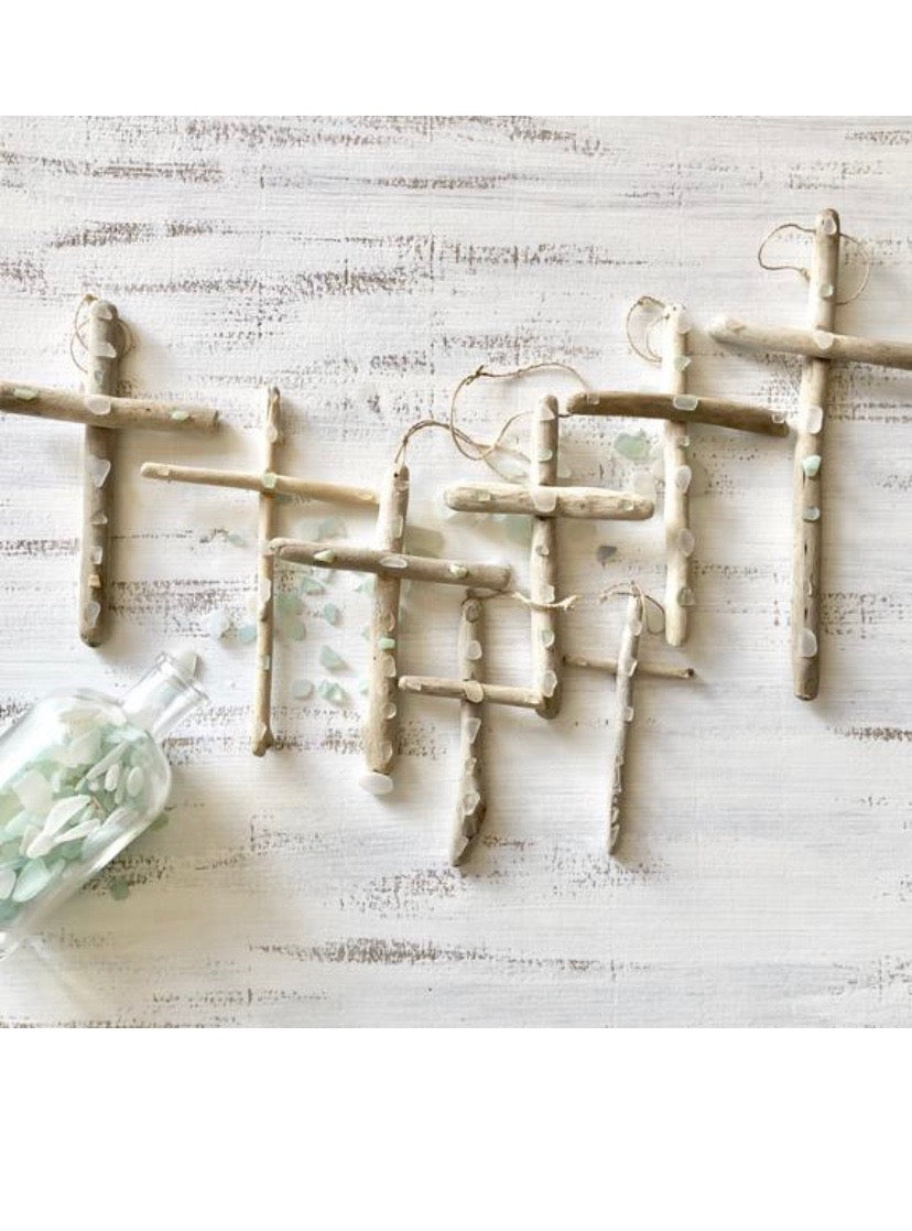 Driftwood Crosses
