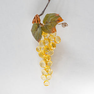 Citrine grapes